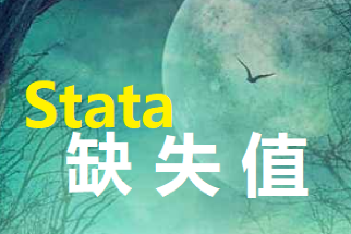 Stata:缺失值的填充和补漏