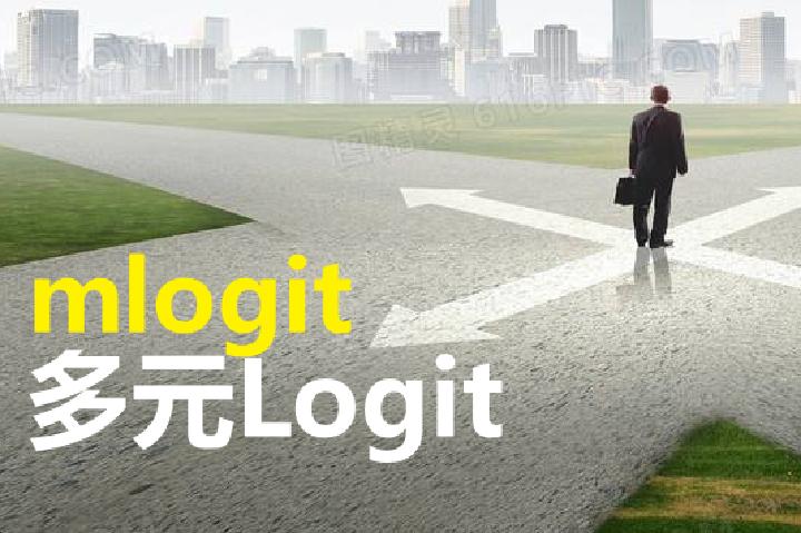 Stata:多元 Logit 模型详解 (mlogit)