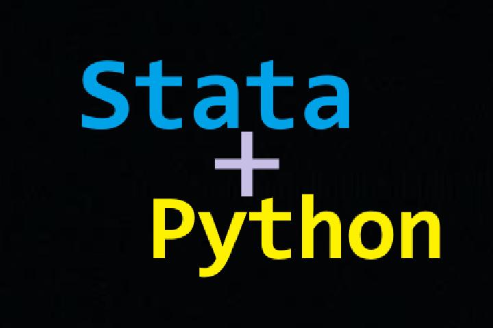 Stata-Python交互-2:在Stata中调用Python的三种方式