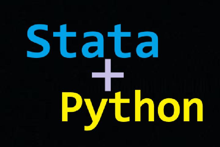 Stata-Python交互-1:二者配合的基本设定